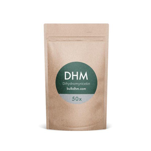 BulkDHM Dihydromyricetin Stank Up Pouch